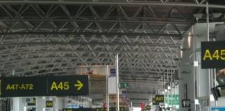 Jaf armat pe aeroportul din Bruxelles