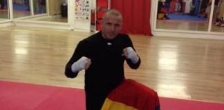 Catalin Zmarandescu și tricolorul