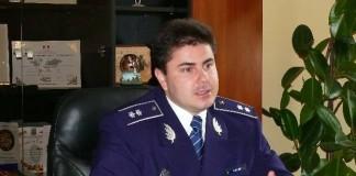Şeful Poliţiei Capitalei, schimbat din funcţie