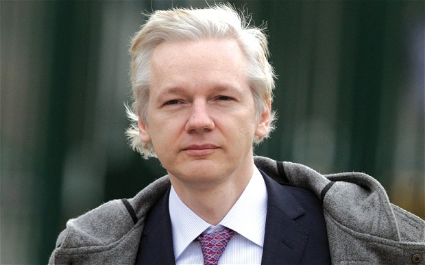 Julian Assange candidează pentru un loc în Senatul australian