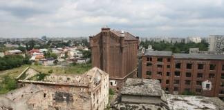 Un perete s-a prăbuşit la Moara lui Assan
