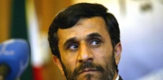 Preşedintele iranian Mahmud Ahmadinejad a primit un pantof în față la Cairo