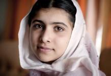 Malala, eleva înpușcată de talibani, nominalizată la premiul Nobel pentru Pace