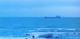 Cocaină adusă de valuri pe malurile Mării Nordului