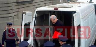 Adrian Năstase arestat, la Judecătorie