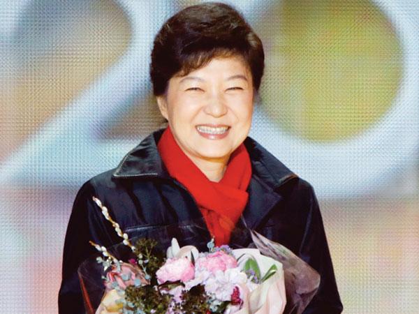 Prima femeie la preşedinția Coreei de Sud a fost învestită în funcție