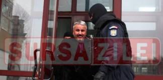 Sile Camataru arestat, insootit de mascati, la DIICOT