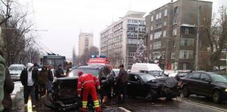 Poliția Rutieră: 44 de intersecții periculoase în Capitală