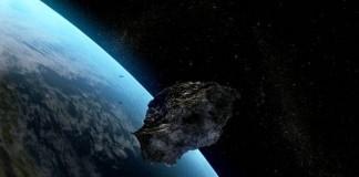 Un asteroid va trece vineri seară foarte aproape de Pământ