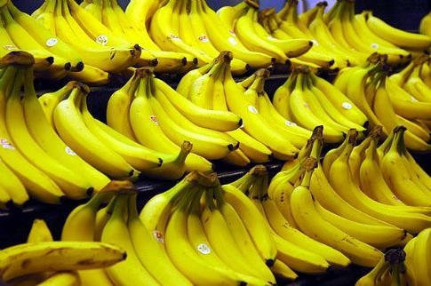 Banane cu cocaină în mai multe supermarketuri din Belgia