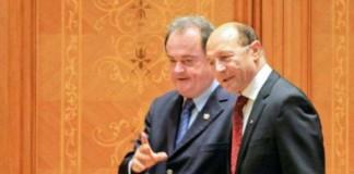 Blaga, atac la Băsescu
