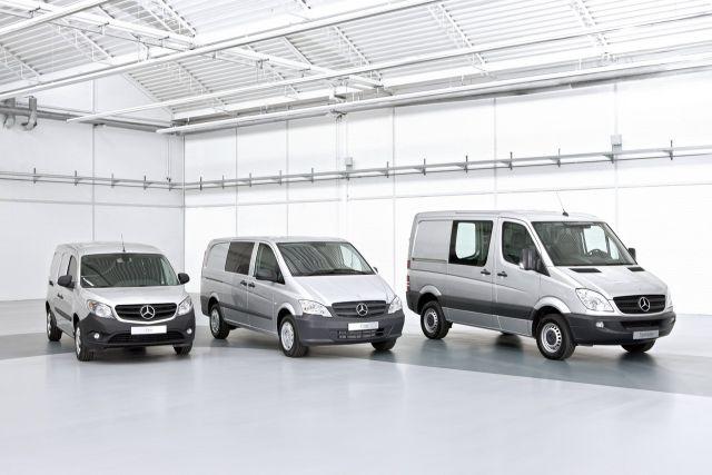 Piața vehiculelor comerciale a crescut cu 35,5% în ianuarie, pe fondul unei scăderi de 10% în UE