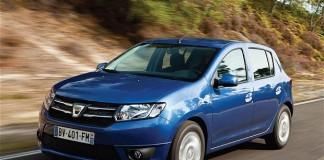 Vânzările Dacia în creştere pe o piaţă europeană care înregistrează o scădere record