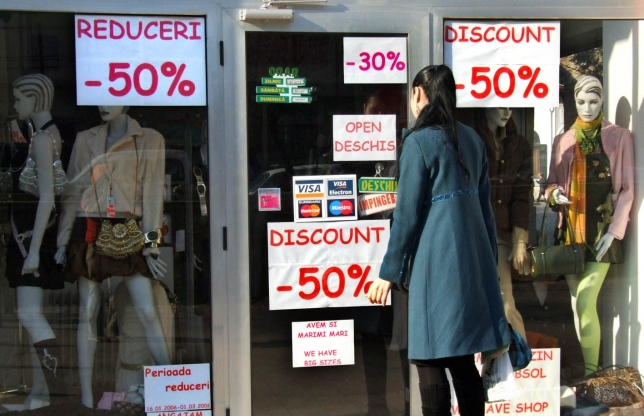 ANPC: 70,42% dintre operatorii verificați nu au respectat legea privind vânzarea cu preț redus