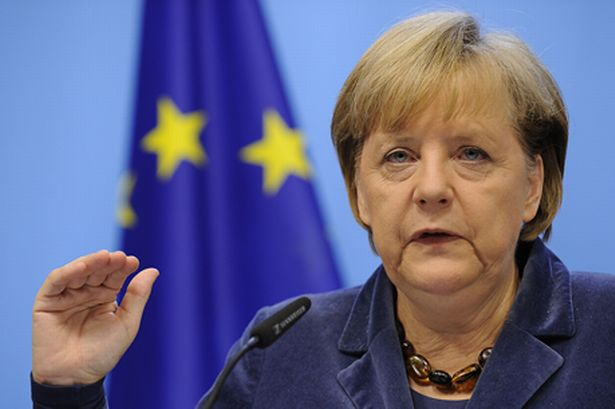 Angela Merkel are un salariu mai mic decât mii de funcționari UE