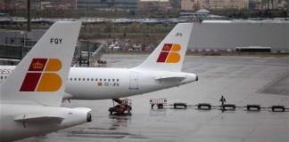 Greva de la Iberia a anulat 232 de zboruri