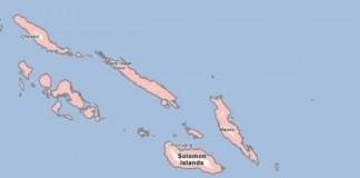Cutremur puternic în Insulele Solomon. Cel puțin cinci persoane, ucise de tsunami