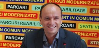 Candidatul USL, Minel Prina, este noul primar al municipiului Slatina