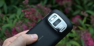 Nokia EOS cu o camera de 41 megapixeli