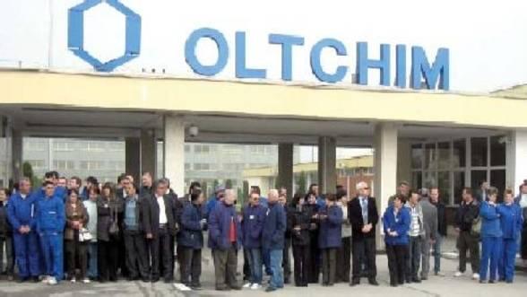 20 de oameni în greva foamei după închiderea Oltchim