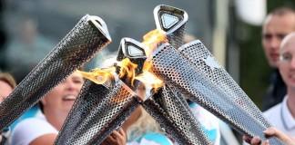 S-a dat startul Festivalului Olimpic al Tineretului European