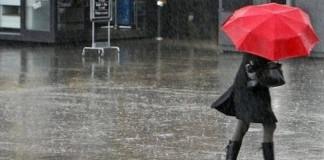 Cod galben de ploi și vânt puternic pentru jumătatea de sud a țării