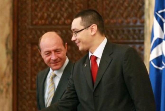 Şedinţa de bilanţ a MApN pe 2012 a început în prezenţa preşedintelui Băsescu şi a premierului Ponta
