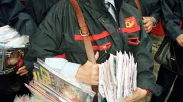 Poștașii protestează din nou, de această dată, în toată țara