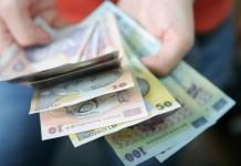 De azi crește salariul minim la 750 de lei, iar punctul de pensie cu patru procente