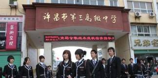 China: Colorant cancerigen găsit în uniformele școlare