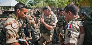 Forţele franceze au preluat controlul asupra localităţii Tessalit