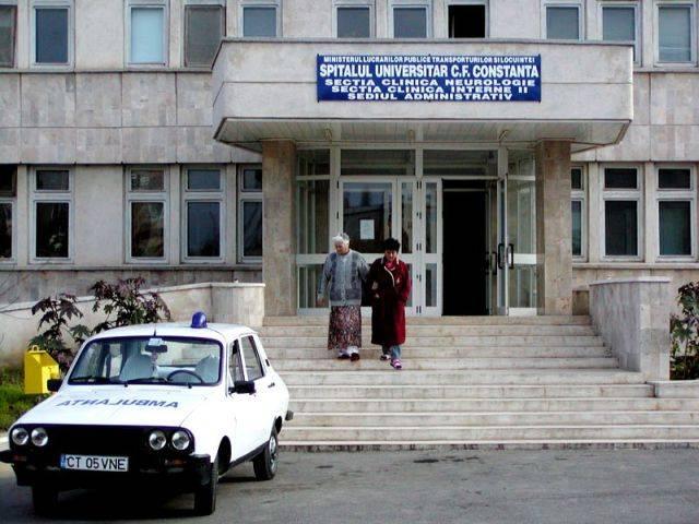 Spitalele CFR, transferate la Ministerul Sănătății