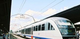 Intercity scos de pe ruta București-Constanța până la creșterea vitezei de parcurs
