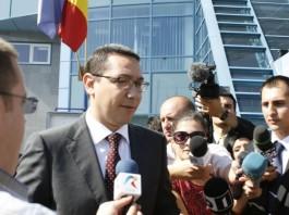 Ponta: Trebuie văzut dacă putem adopta bugetul cu statutul parlamentarilor respins