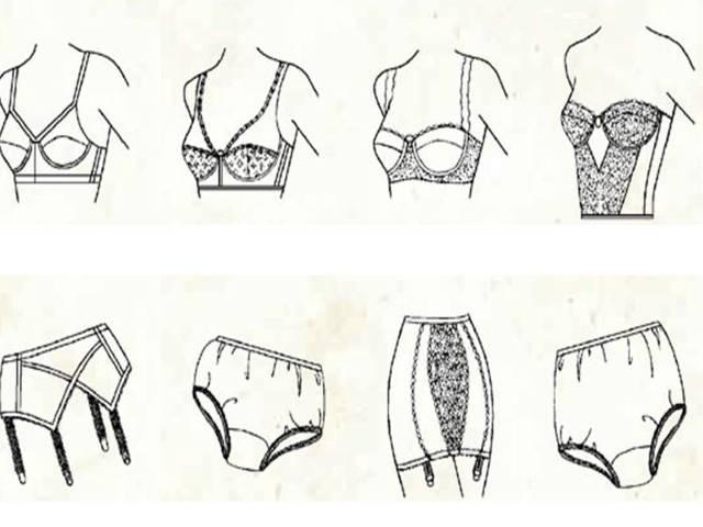 Istoria lenjeriei intime