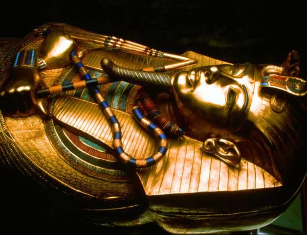 Comorile lui Tutankhamon