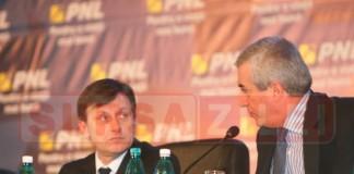 Antonescu Tariceanu