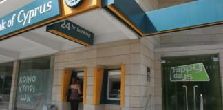 Directorul executiv al Bank of Cyprus a fost demis la solicitarea troicii