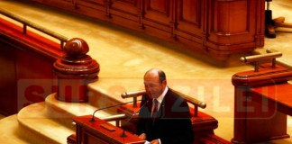 Traian Basescu discurs Parlament