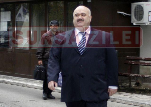Cătălin Voicu, luat cu ambulanța de la Curtea Supremă