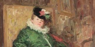 Artmark a adus în România un tablou al lui Grigorescu, pentru a fi vândut prin licitație