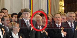 Dragos Diaconescu receptie Basescu