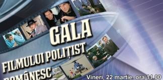 Gala filmului politist romanesc