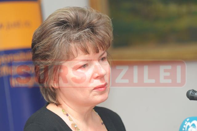 Mona Pivniceru, validată de Senat pentru funcţia de membru al CCR