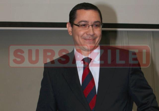 Victor Ponta Sursa Zilei