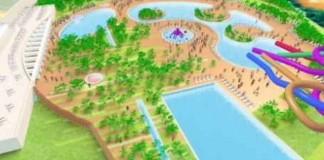 Fără Aqua Parc în Parcul Tineretului