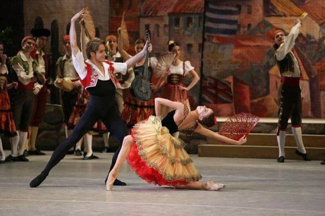 Atacul cu acid de la Teatrul Balsoi: Un balerin-vedetă și-a recunoscut fapta