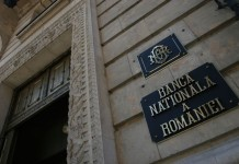 Rezerva valutară a României a scăzut ușor în iunie, rezerva de aur a rămas la același nivel