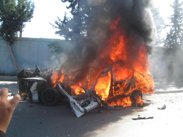 Şeful Armatei siriene libere a fost rănit în explozia unui dispozitiv-capcană