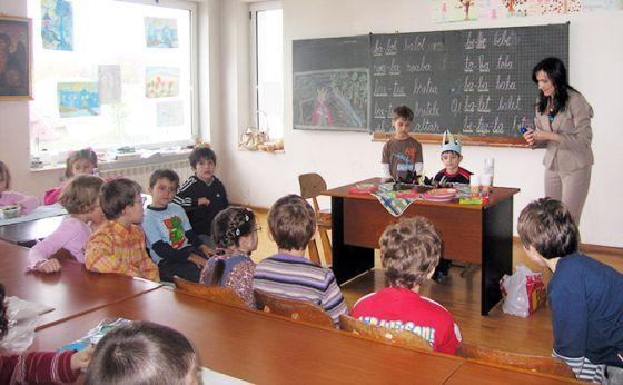 Inspectoratul Școlar București: Anul acesta vor fi 11.900 de locuri pentru clasa pregătitoare